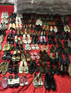 We Are The Biggest Supplier Of Used Shoes And Boots And We Supply These Shoes To All Over The World As Required Shoes World Second Hand Clothes Used Clothing
