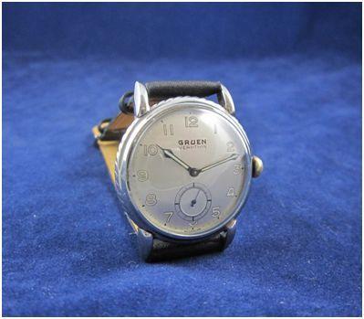 Dating vintage gruen watches