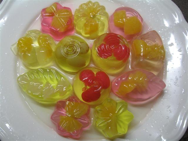 Желе из замороженных ягод с желатином Рецепты с фото 54