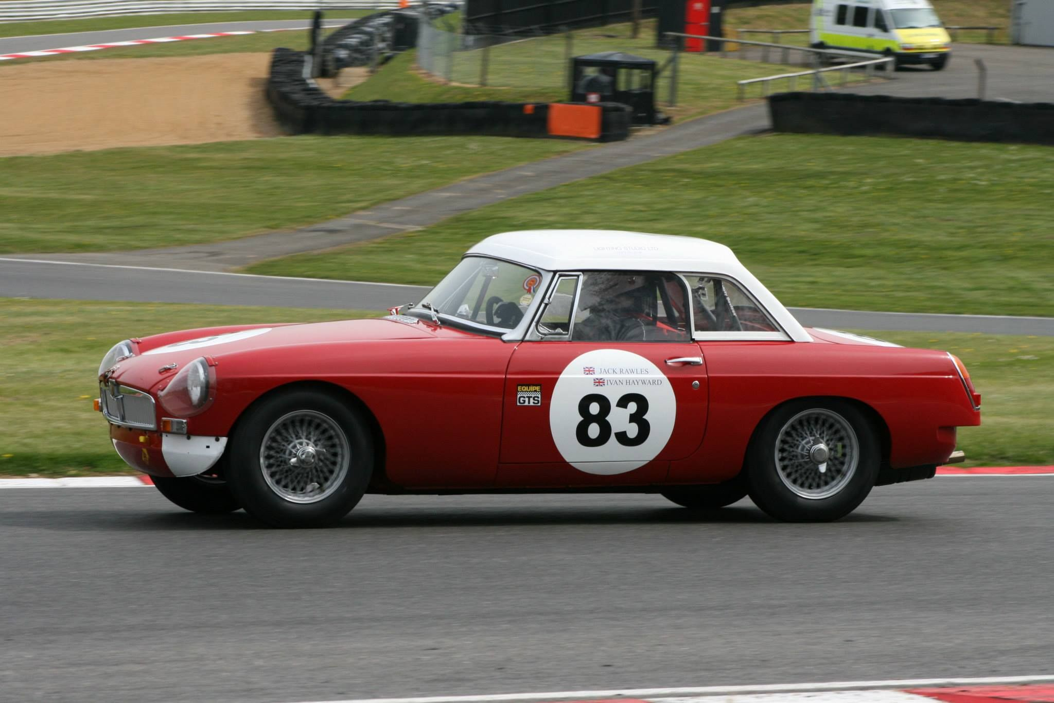 The May Bank Holiday weekend saw Jack Rawles racing an MGB for the ...