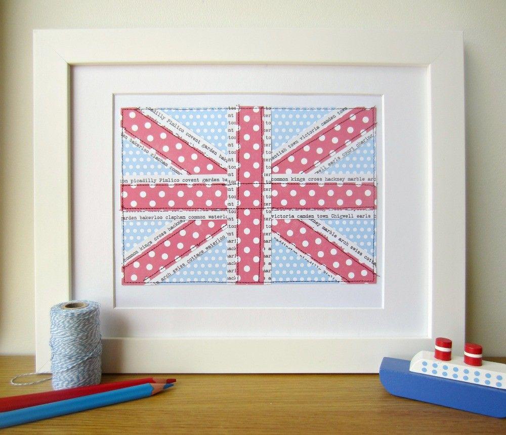 British union jack print 2400