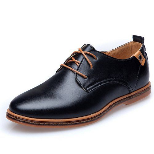 cool Fengda mens Casual Ventilated Commercial Shoes
