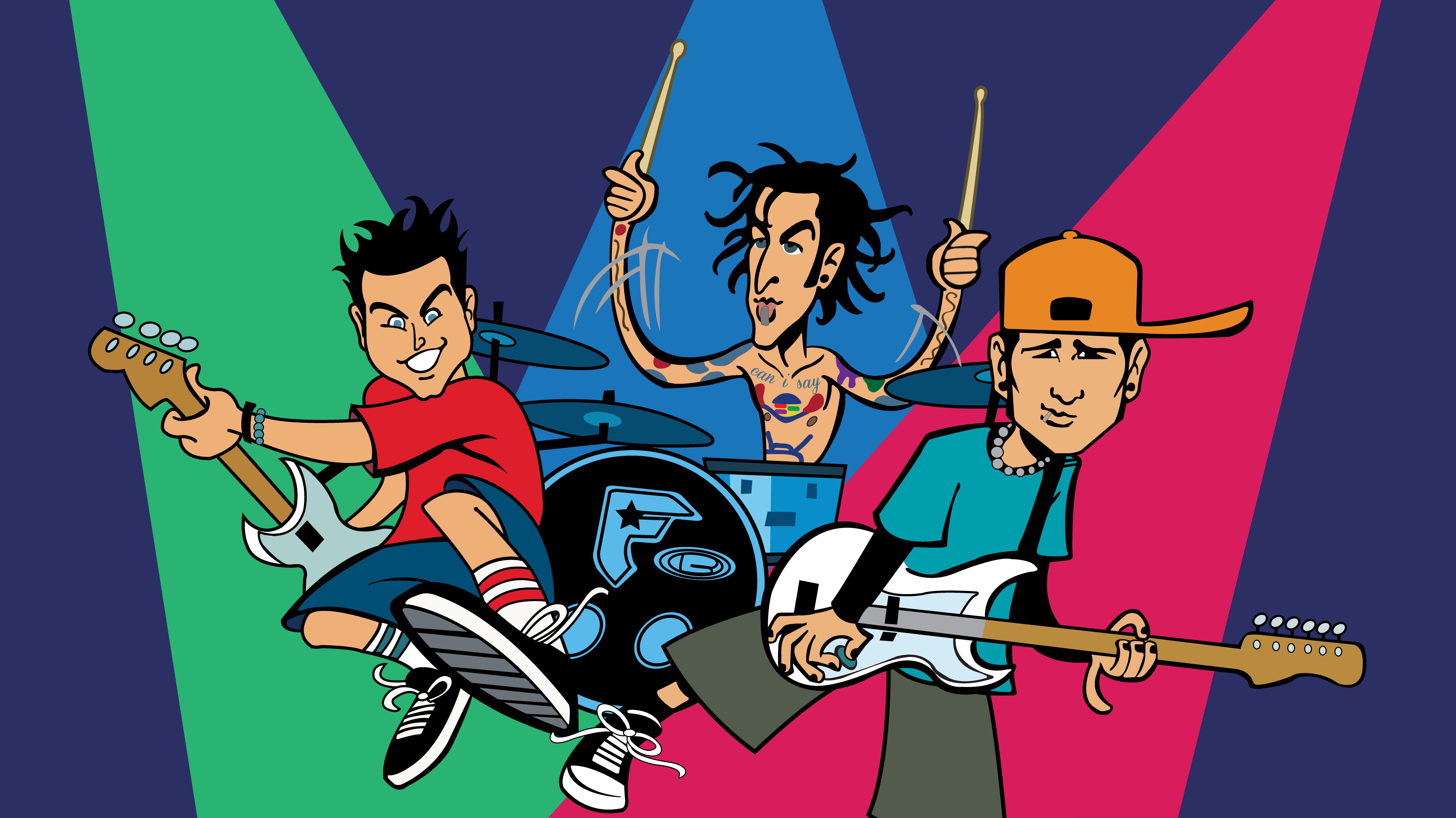 Blink 182 Background Hd Blink 182 Background Blink 182 Wallpaper Blink 182