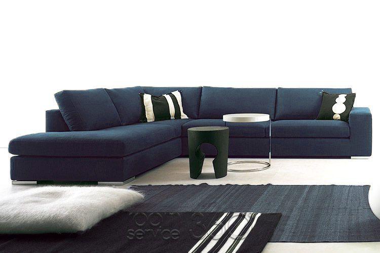 Family Contemporary Sectional Sofa By Pianca W Left Arm Facing