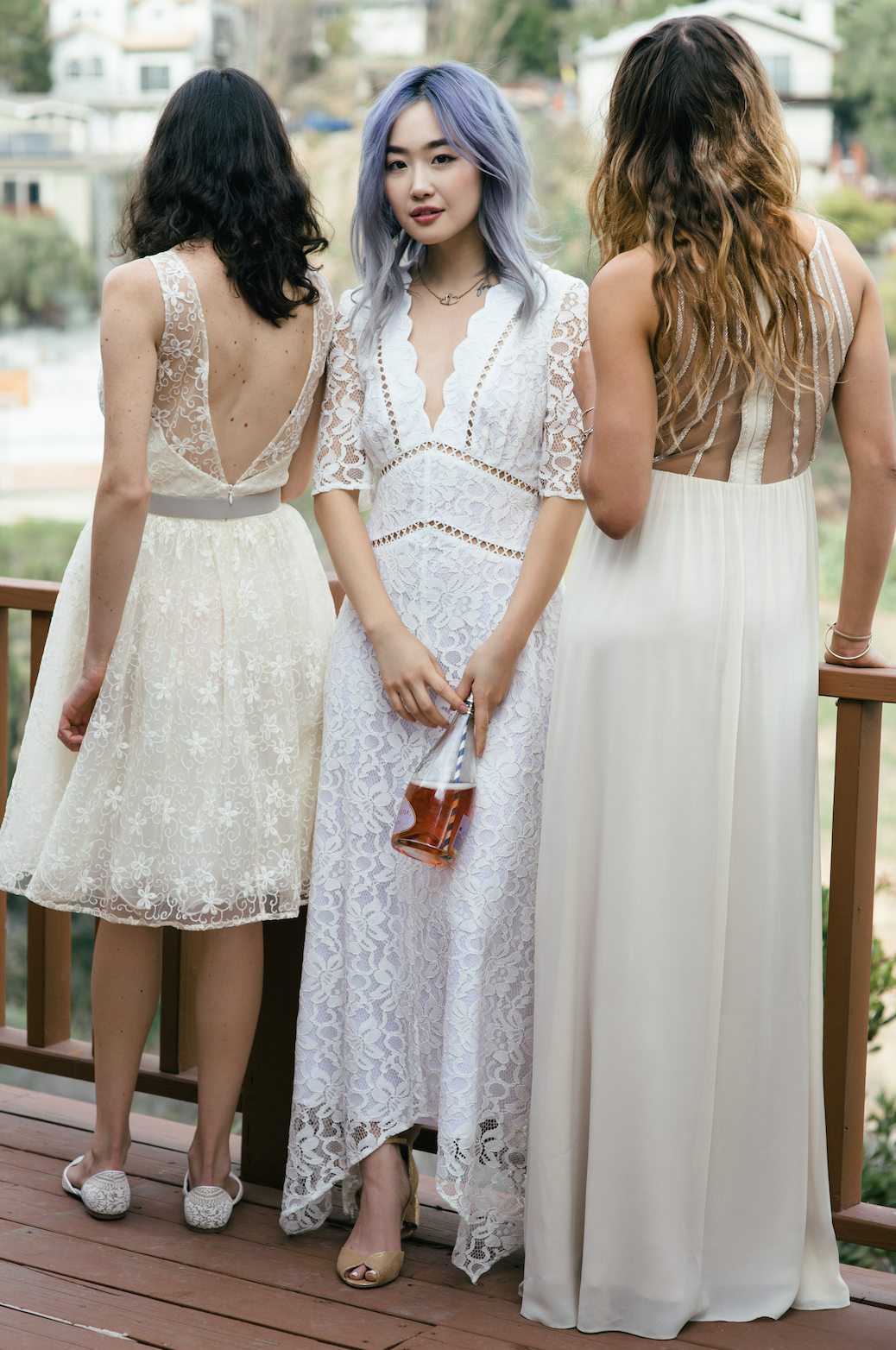 Celebrate your you-niqueness with the bridal collection from Mod Cloth! http://www.stylemepretty.com/2016/03/31/celebrate-you-niqueness-with-modcloth/