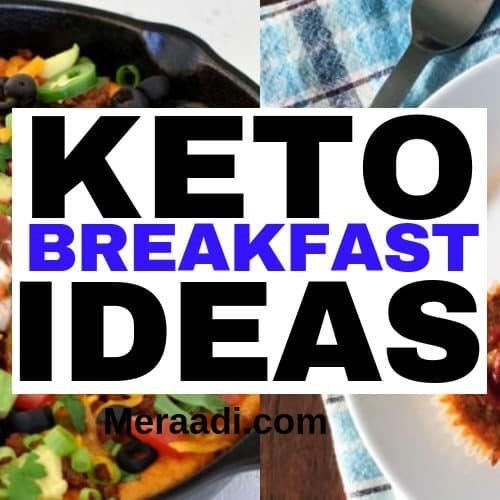 10 Keto Breakfast Ideas That Are Easy & Quick images