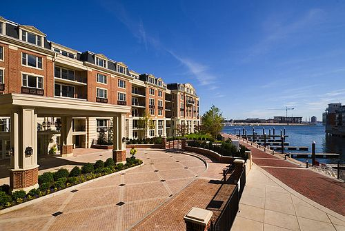 The Ritz Carlton Residences Inner Harbor Baltimore · Luxury  ApartmentsBaltimoreCondos