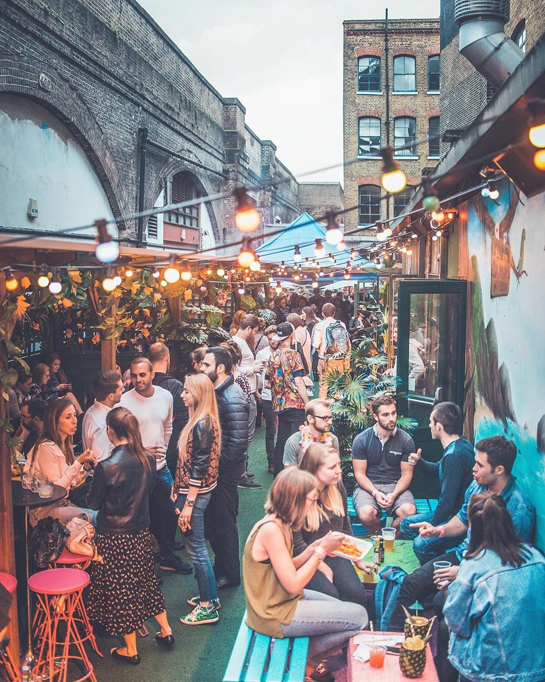 Shoreditch London Uk: 9 Cool Things To Do In Shoreditch, London