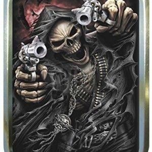 Grim reaper guns | tats | Pinterest | Grim reaper and Tatting