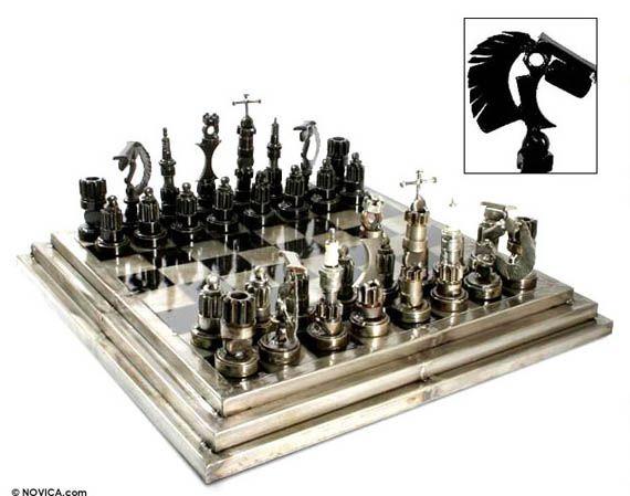 12 BadAss Chess Sets Chess Chess sets and Mish mash