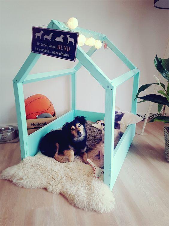 diy hundeh tte nicht nur f r tine wittlers hund hund. Black Bedroom Furniture Sets. Home Design Ideas