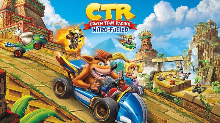 تحميل لعبة كراش للاندرويد مغامرات مجنونة ومثيرة تعيشها مع لعبة Crash Crash Team Racing Nitro Fuel Online Fun