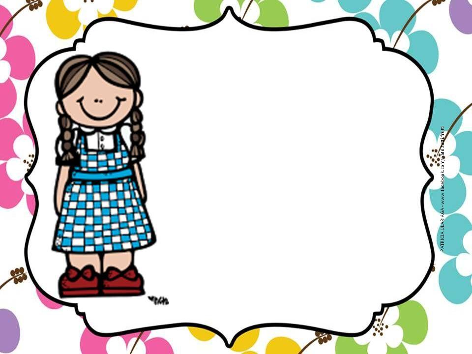 Dibujos Para Decorar Hojas Para Nios: Hojas Para Escribir
