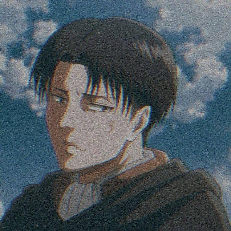 Levi Ackerman Icons Shingeki No Kyojin Attack On Titan Ataque A Los Titanes Ataque De Los Titanes