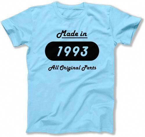 25th Birthday T Shirt Gift Ideas For Men Hobbiesformen