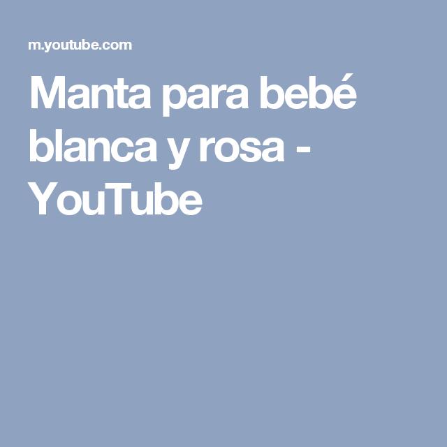 Vistoso Ganchillo Patrones Manta Youtube Composición - Ideas de ...