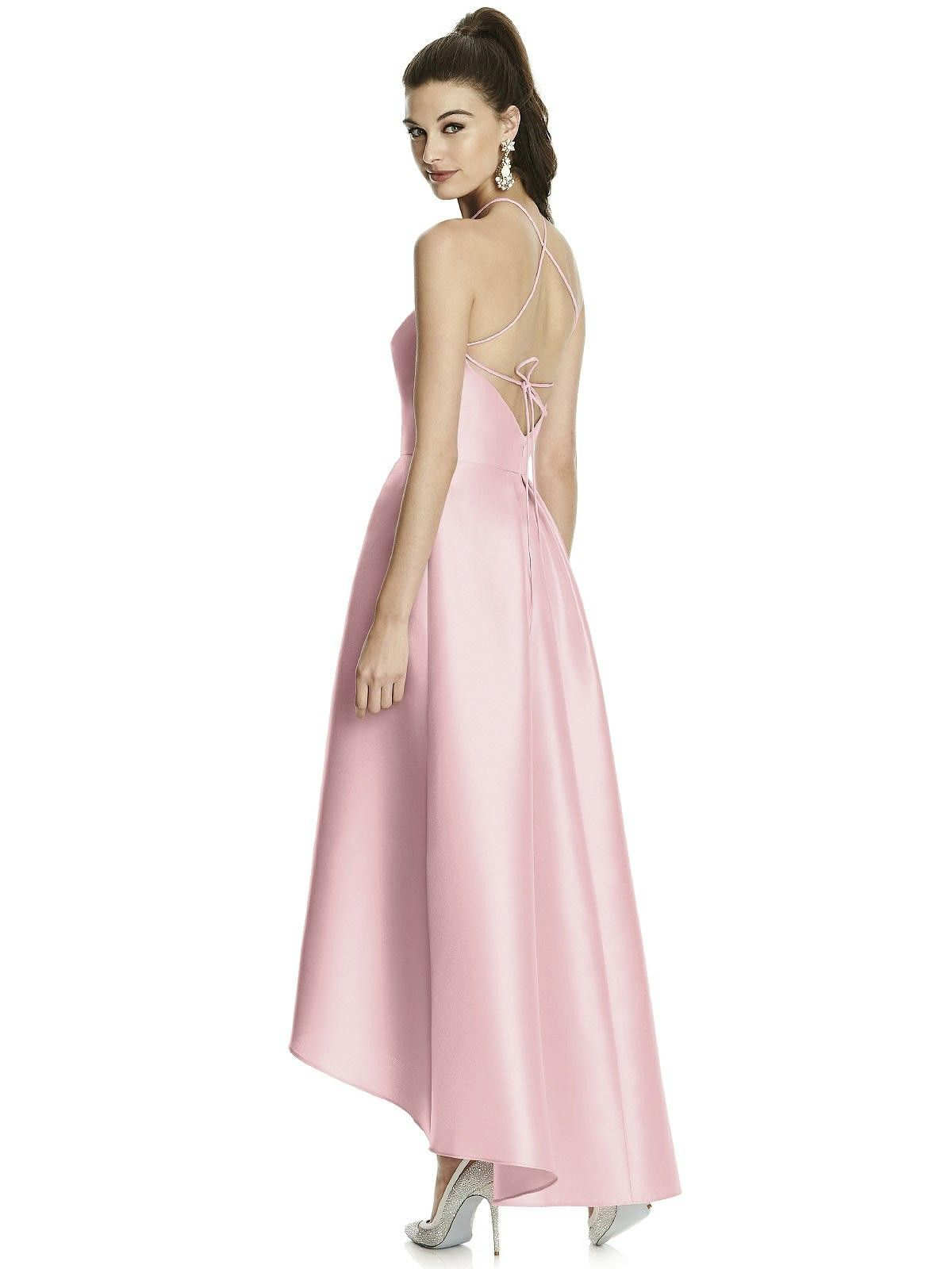 Alfred sung d741 bridesmaid dress lovely pink pinterest alfred alfred sung d741 bridesmaid dress ombrellifo Choice Image