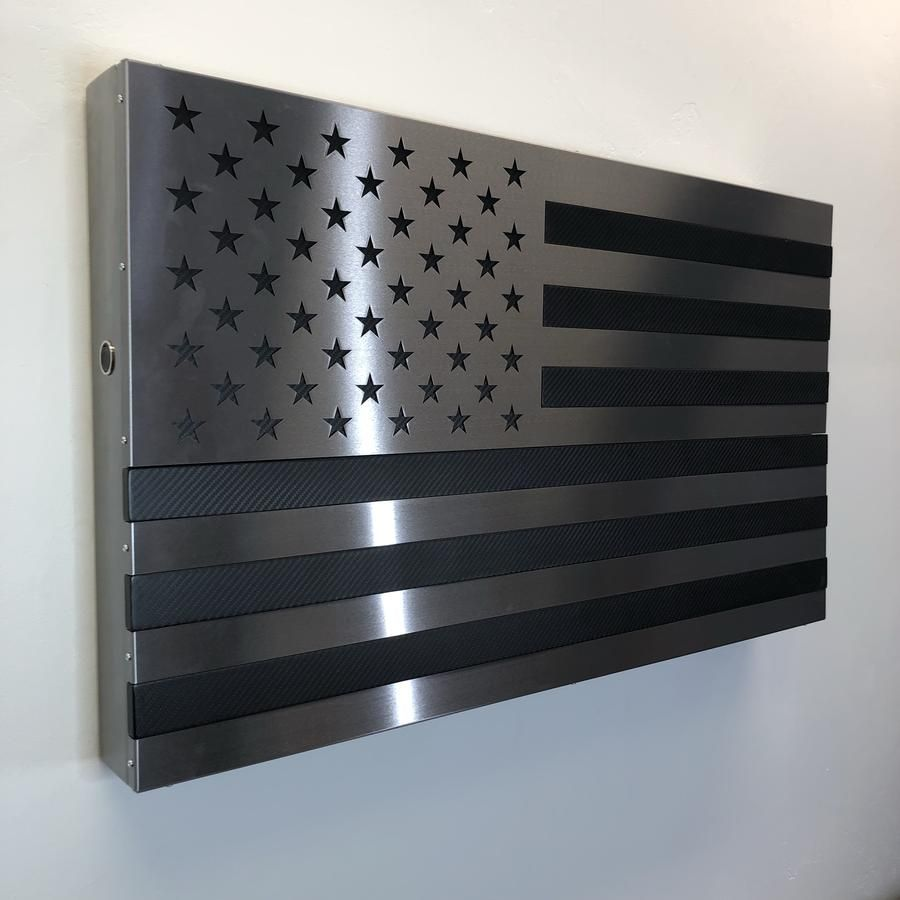 """The """"Beast"""" Real Carbon Fiber all Steel Strong Box Freedom ..."""