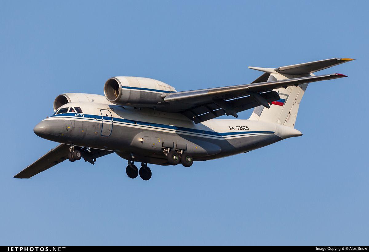 Russia Air Force Antonov An 72 Air Force Aviation Air
