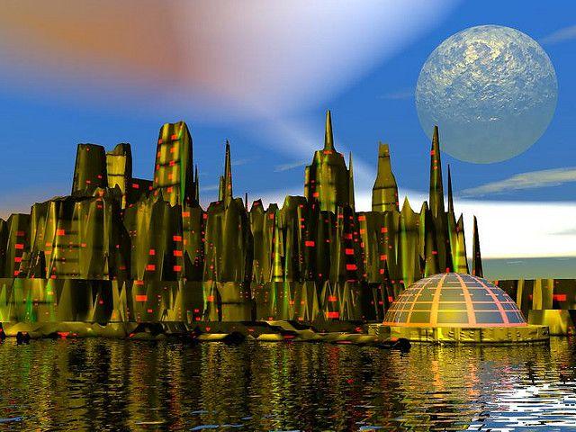 42++ Alien city ideas in 2021