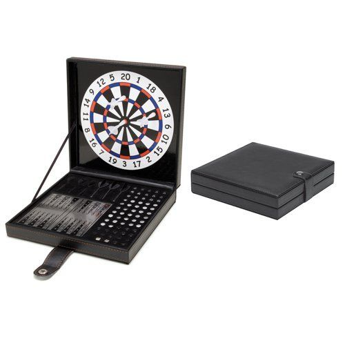 Torre & Tagus Monaco 4 in 1 Game Set by Torre & Tagus. $28.19. Hours of fun in a small compact size. Magnetic game board pieces will remain fixed in place even when playing away from home. Darts, chess, checkers and backgammon. A great gift boxed. Four in one game set. Torre & tagus monaco 4 in 1 game set, darts, chess, checkers and backgammon, all attractively packaged in a magnetized set for gaming on the go.
