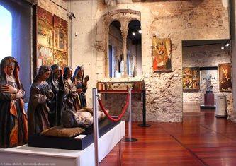 Platz 7: Das Diözesan Museum Barcelona (ein Kleinod neben der Kathedrale)
