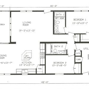 Bedroom modular homes floor plans lebronxi also home interalle with regard to proportions  small your is the http website revuefo pinterest rh