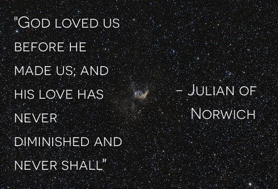 Christian Love Julian Of Norwich