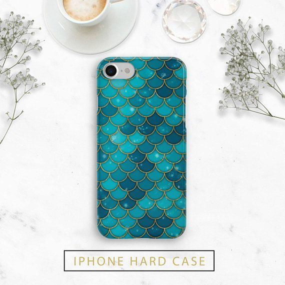 Blue Mermaid Scale Case, pixel 3 xl case, aesthetic phone