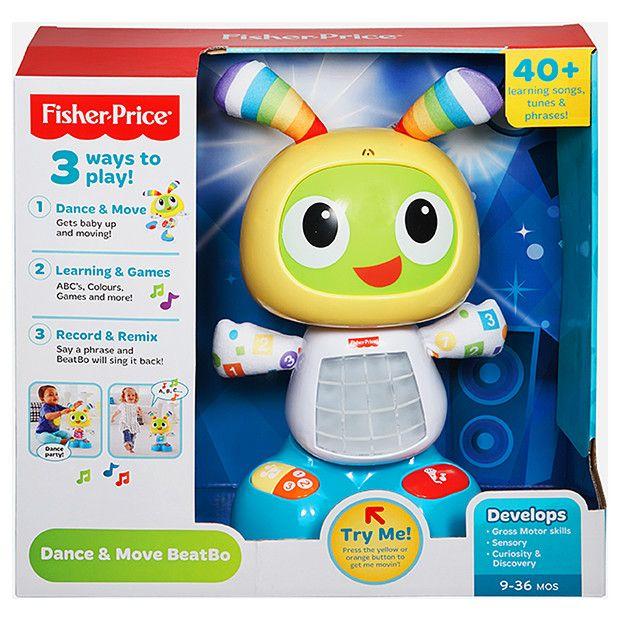 Fisher Price Bright Beats Dance N Move Beatbo Cgv43 Target Australia Fisher Price Baby Musical Toys Bright Beats