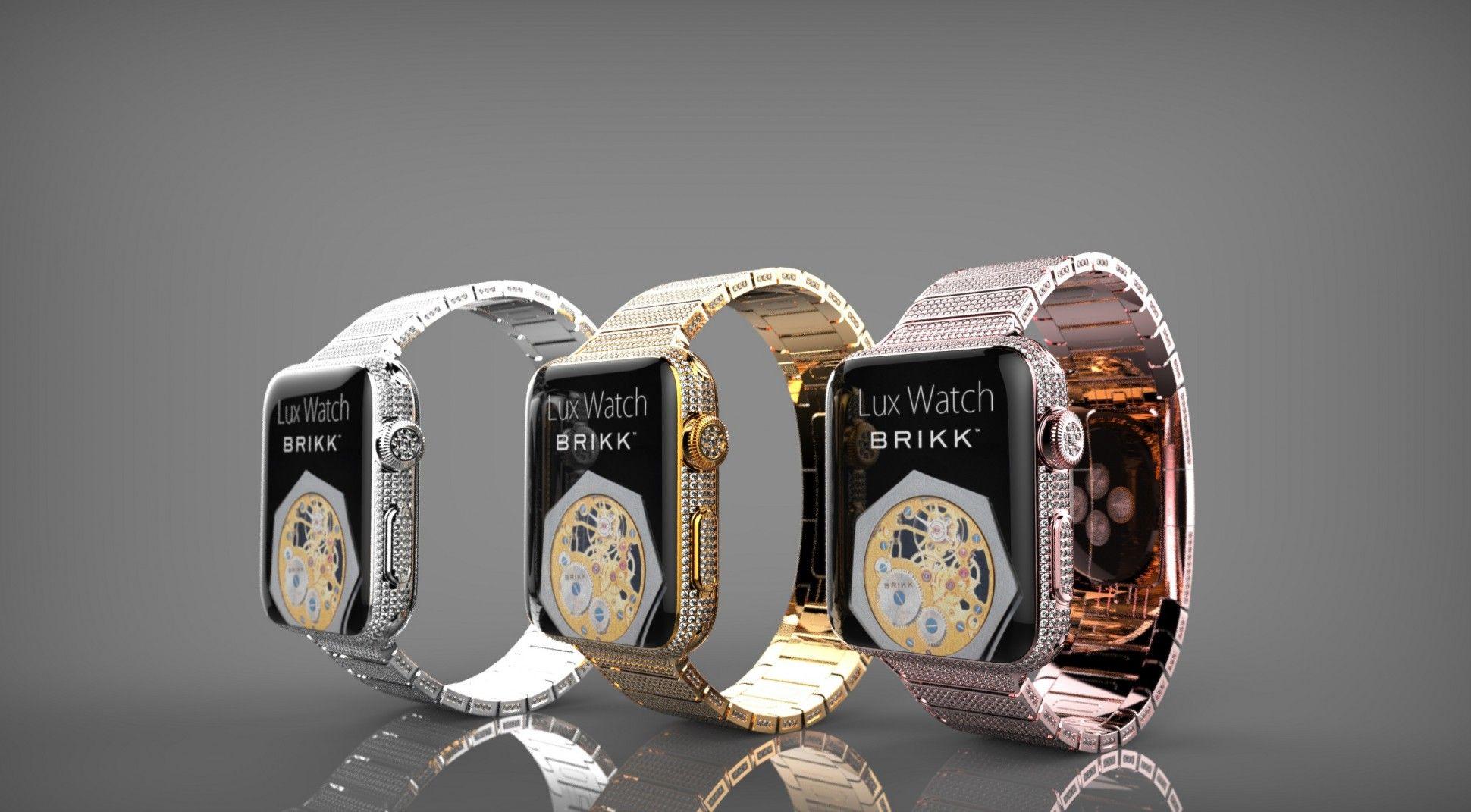 Unveils A75 Golden Encrusted 000 Diamond AppleBrikk tdsQrh
