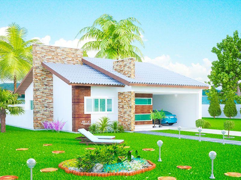 Casas prefabricadas de alvenaria pesquisa google for Casas prefabricadas pequenas