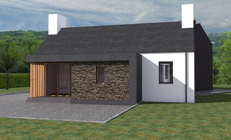 We Have Built Many Houses Under Planning Ni Pps21 Getting Planning Permission And Building Control Approval Certified Passive House Passive House House Design Building A House