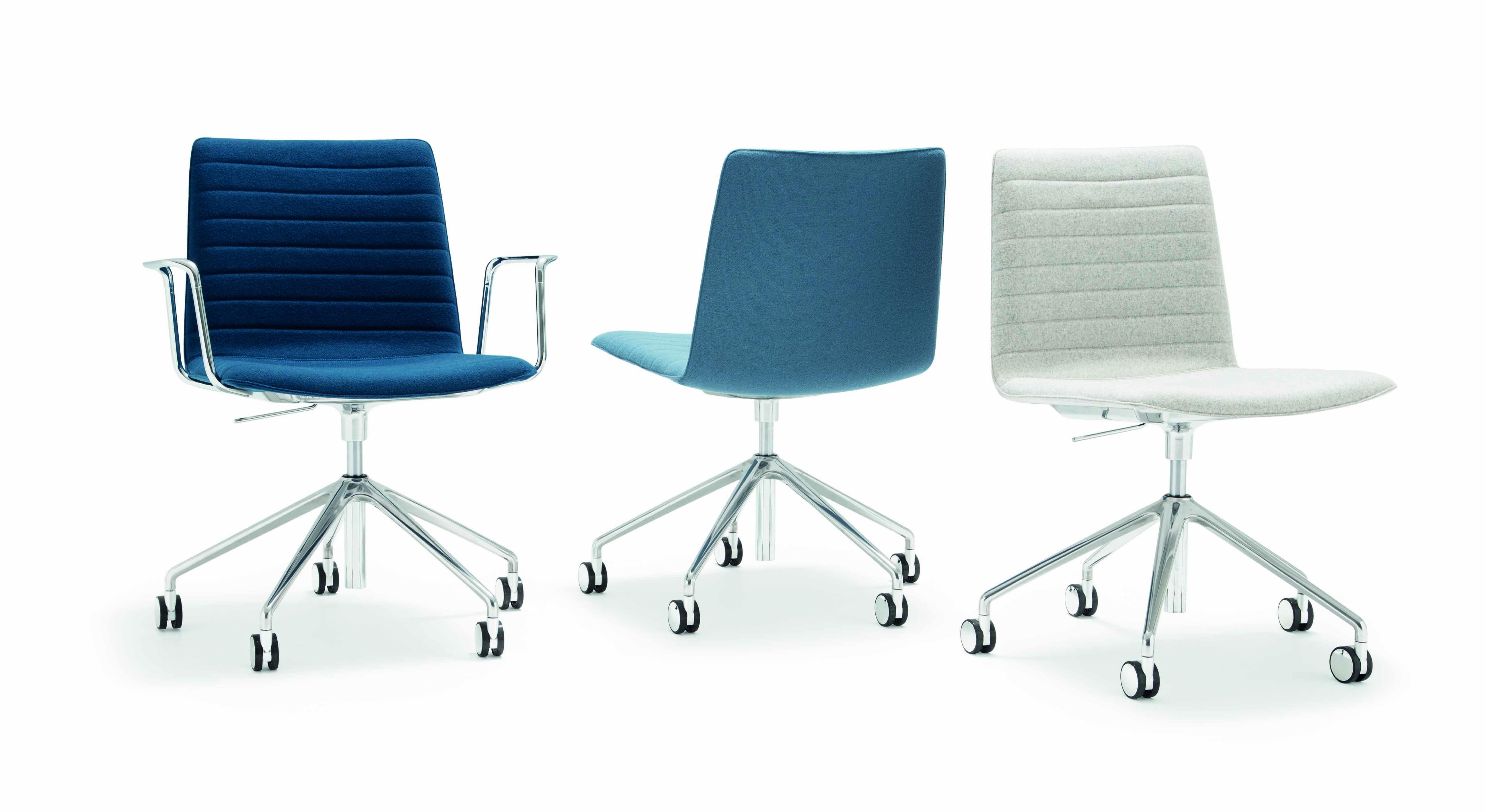 Andreu world flex corporate chairs piergiorgio cazzaniga