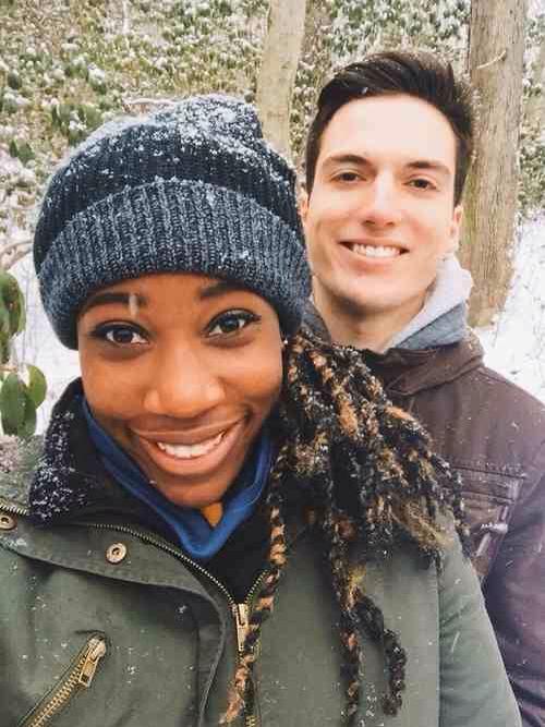 interracial Paare