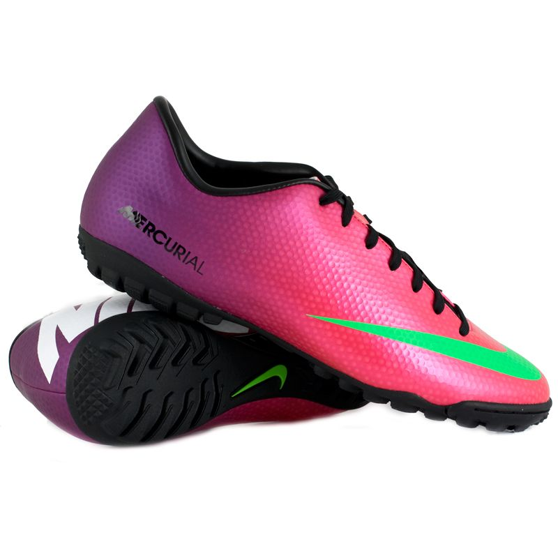 Nike - Mercurial Victory IV TF Frbrry / Electrc - Scarpe calcetto