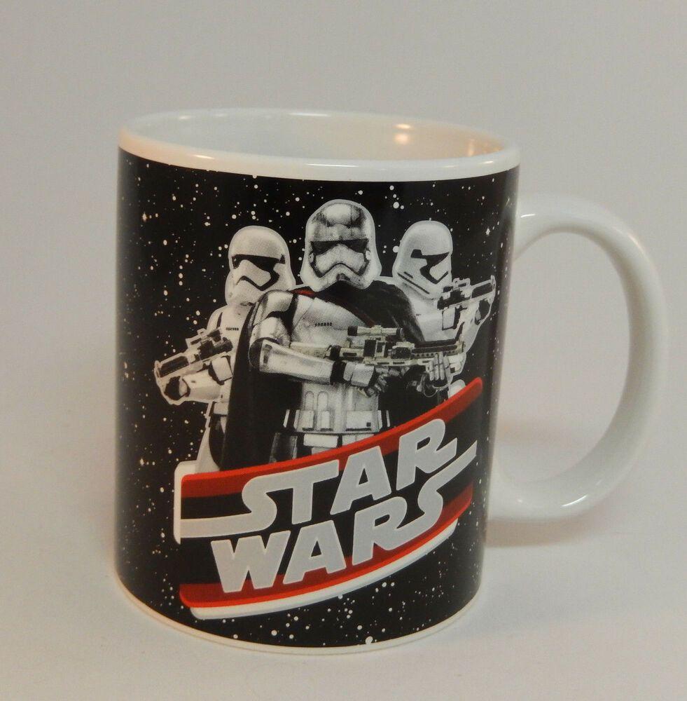 Star Wars Storm Troopers Coffee Mug Ebay In 2020 Mugs Disney Coffee Mugs Star Wars