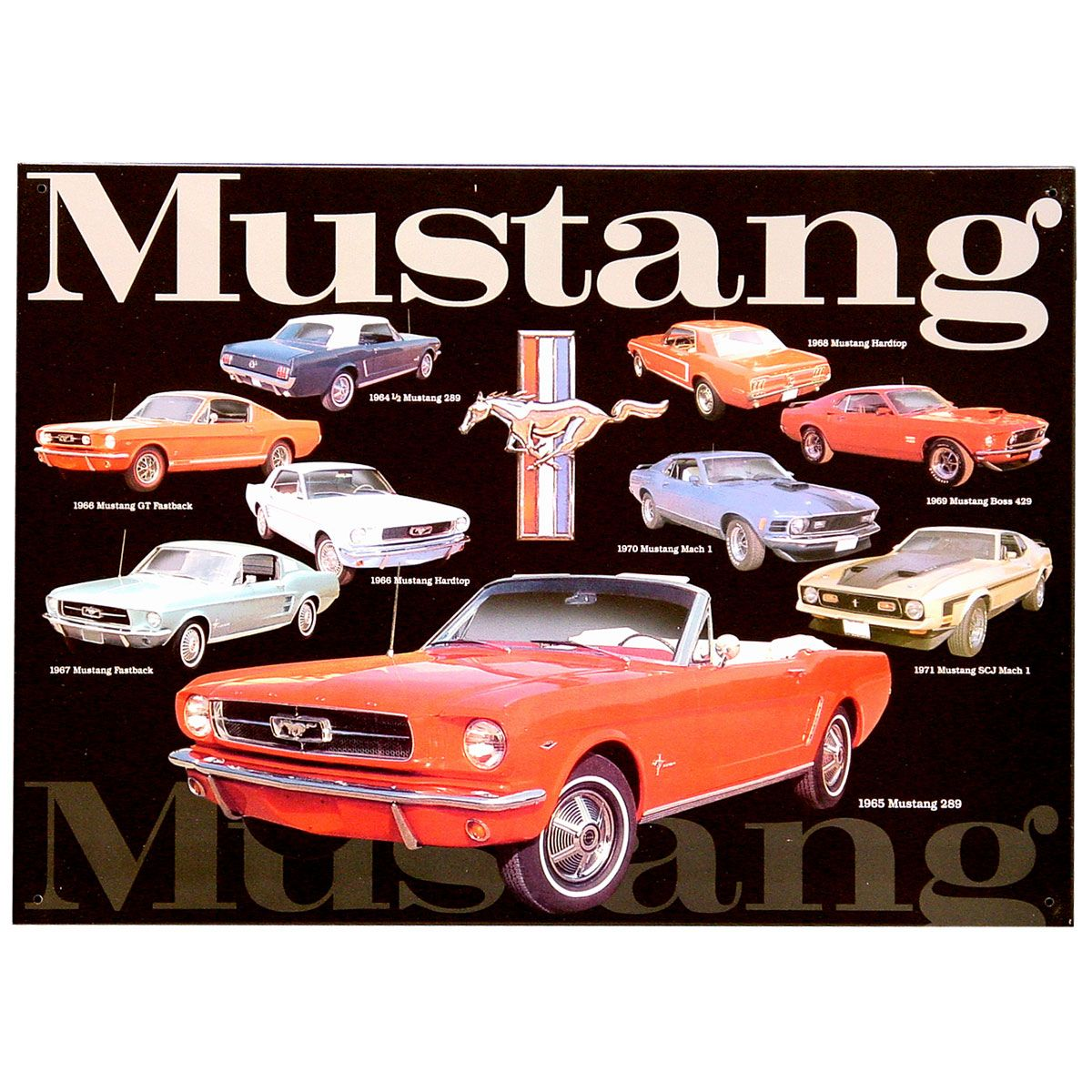 vintage mustang car signs - Google Search | Mustang Fever ...