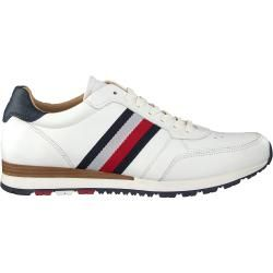 Photo of Tommy Hilfiger Sneaker Luxury Corporate Weiß Herren Tommy Hilfiger