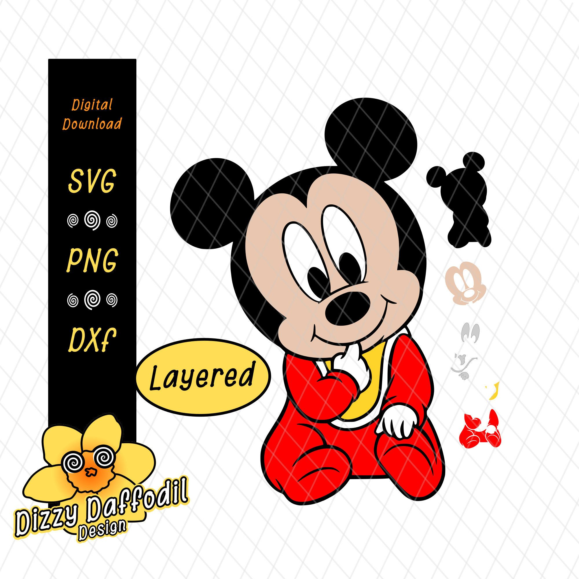Pin by Lauren on Cricut Baby mickey, Baby mickey mouse