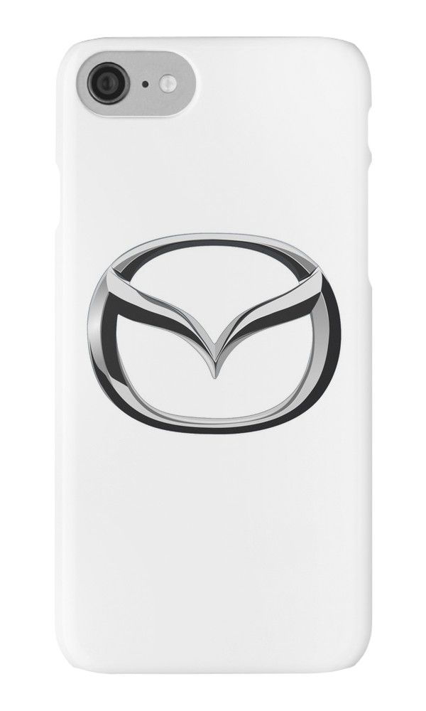 mazda logo iphone wallpaper. u0027mazda logou0027 iphone caseskin by smartwork mazda logo iphone wallpaper d