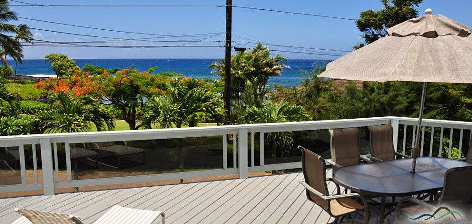 The Parrish Collection Kauai Lanai Beach House Iki Cottage