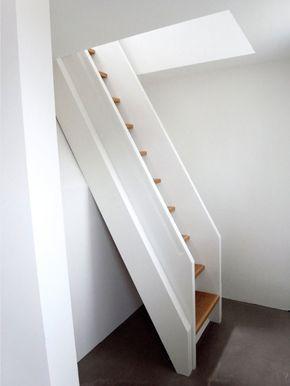 saw_h15_Treppe zum Spitzboden Anbau 2 – H15 – Architekturobjekte