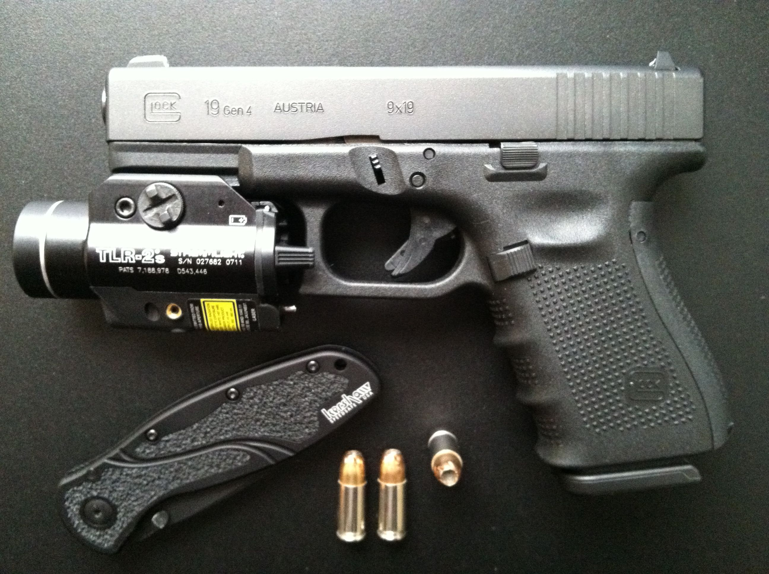 Handguns Weapons, Boom Stick, Glock 19, 2S Weapon ...