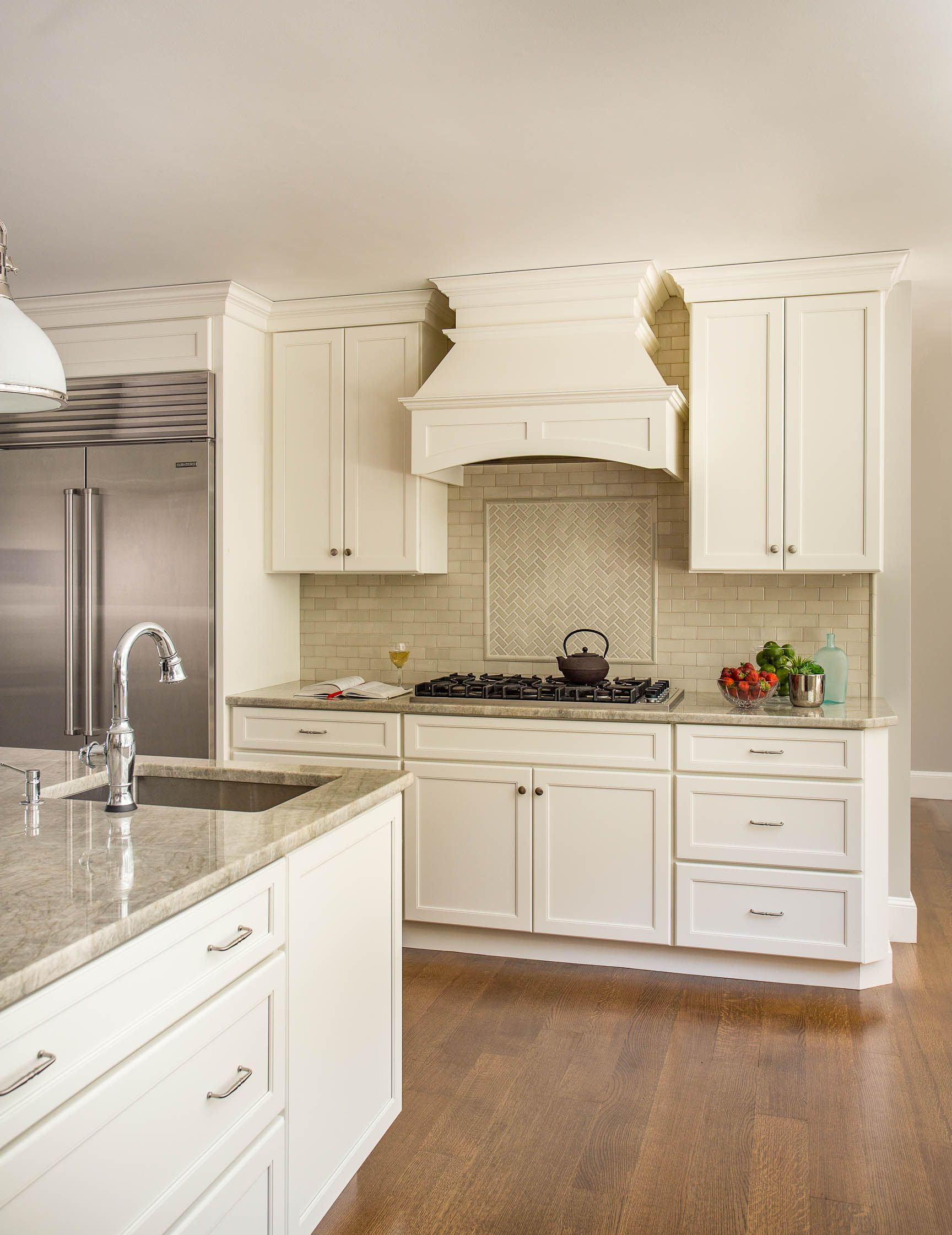 Transitional Style Transitional Kitchen Quartzite Countertops Kitchen