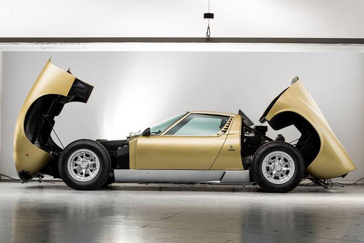 1970 Lamborghini Miura P400s Vintage Cars Lamborghini