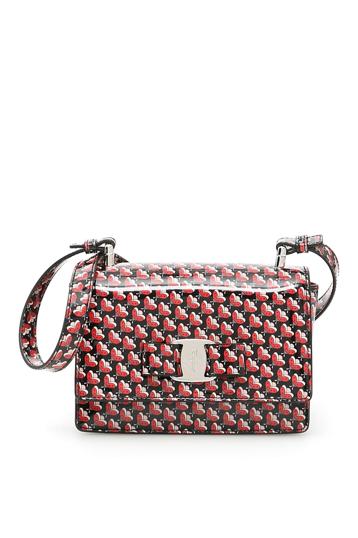 160904cfe60 SALVATORE FERRAGAMO MINI GINNY BAG.  salvatoreferragamo  bags  shoulder bags   leather