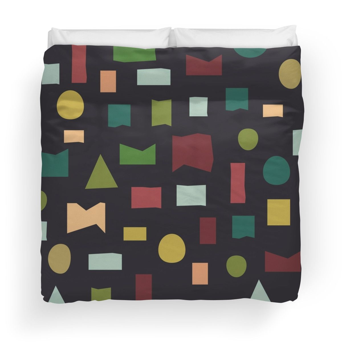 The Pattern Gets Worse II Duvet   #duvet #homedecor #design #bedroom
