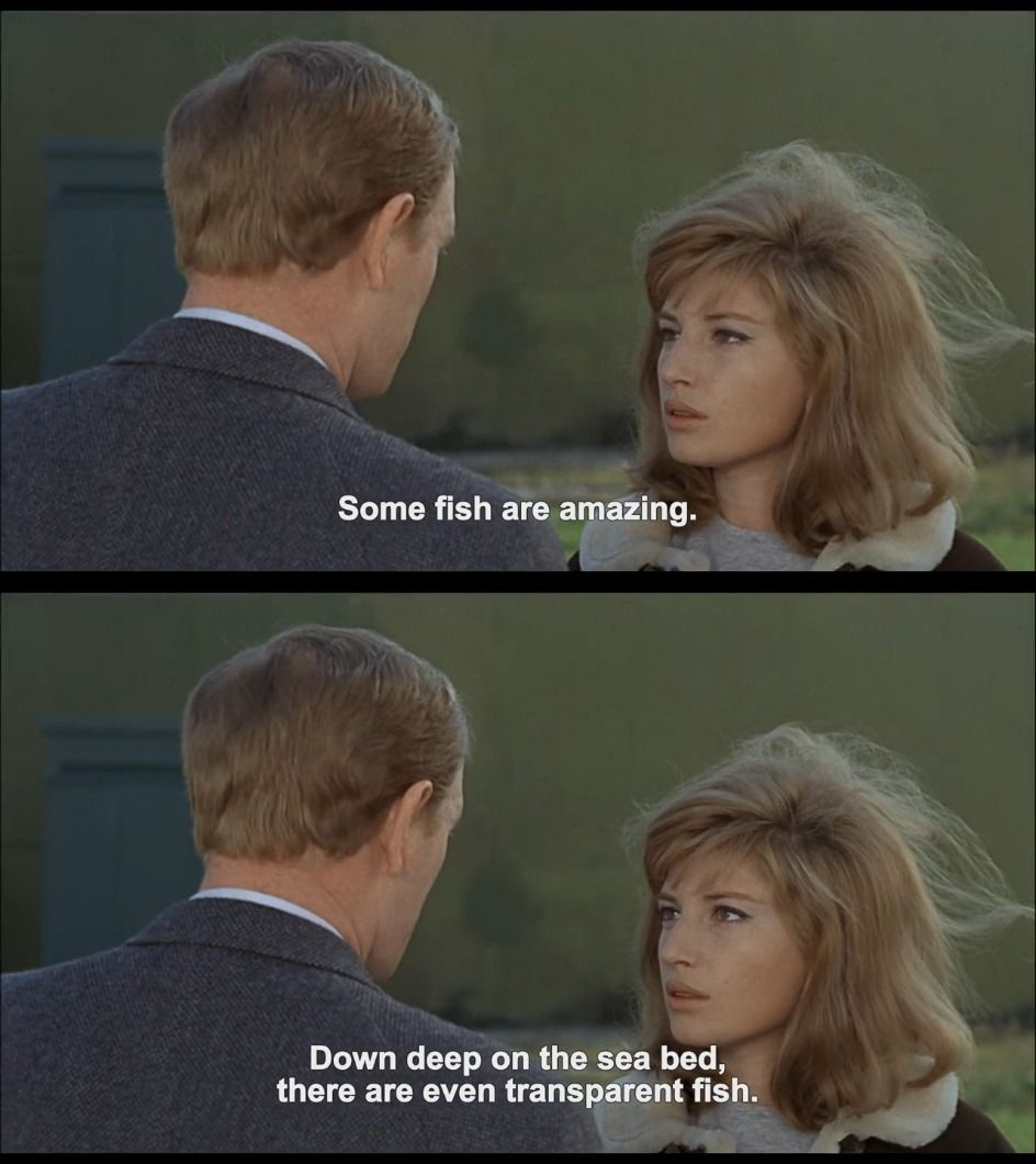 Epic Love Quotes From Movies: Il Deserto Rosso (Red Desert)