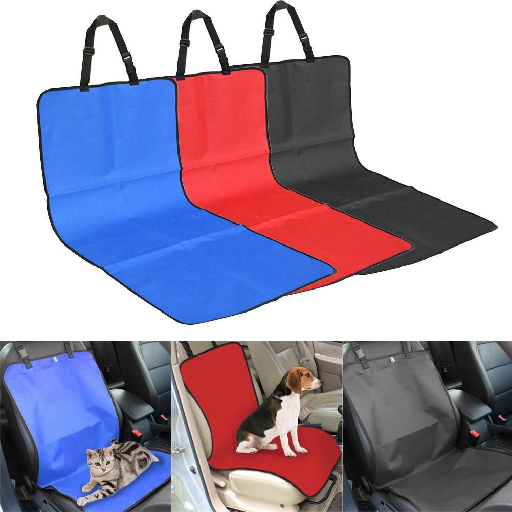 Car Front Seat Waterproof Cover For Pets Convenient Travel With Your Pet Traveling